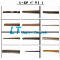Speedometer Cable, Inner Core Wire, Outer Casing, Coating Cable