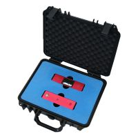 Laser pulley alignment tool