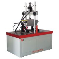 Dynamic and static fatigue testing machine  for steps and pallets of e