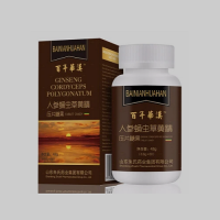 Ginseng Cordyceps Polygonatum Tableting Candy