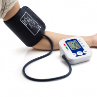 Muti-Function electric digital BP monitor blood pressure monitor /shygmomanometer