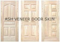 ash hdf door skin