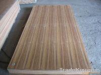 Sell teak plywood