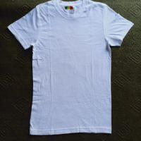 Plain 100% cotton tshirt in USA size specs