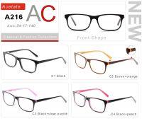 Acetate Eyeglasses Frames A216-1