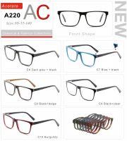 Acetate Eyeglasses Frames A220-2