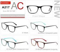 Acetate Eyeglasses Frames A217-1