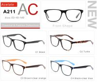 Acetate Eyeglasses Frames A211-1