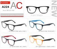 Acetate Eyeglasses Frames A224-2