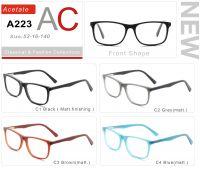 Acetate Eyeglasses Frames A223-1