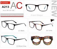 Acetate Eyeglasses Frames A213-1