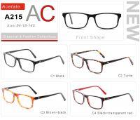 Acetate Eyeglasses Frames A215-1