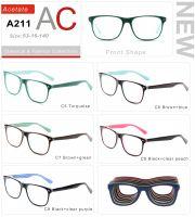 Acetate Eyeglasses Frames A211-2