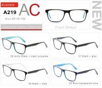 Acetate Eyeglasses Frames A219-2