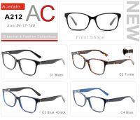 Acetate Eyeglasses Frames A212-1