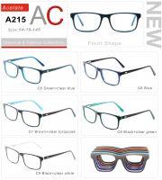 Acetate Eyeglasses Frames A215-2
