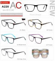 Acetate Eyeglasses Frames A220-1