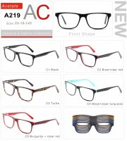 Acetate Eyeglasses Frames A219-1