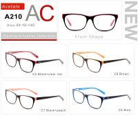 Acetate Eyeglasses Frame A210-2