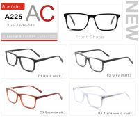 Acetate Eyeglasses Frames A225-1