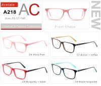 Acetate Eyeglasses Frames A218-2