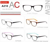 Acetate Eyeglasses Frames A210-1