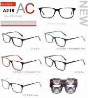 Acetate Eyeglasses Frames A218-1