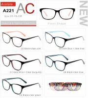 Acetate Eyeglasses Frames A221-2