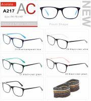 Acetate Eyeglasses Frames A217-2