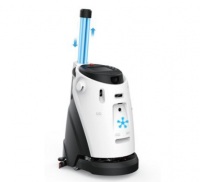 Cleaning and Disinfection robot