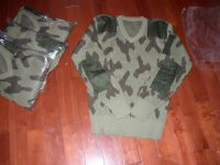 Sell Camouflage Pullover Sweater Jersey Military Pullover Sweater Jers