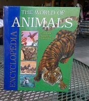 Children's Book World of Animals Encyclopedia
