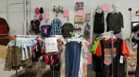 lost lease total liquidation: inventory, fixtures and equipment