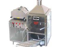 Tortilla press machine and oven