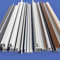 Factory direct supply 65 Casement White color Plastic Profiles series