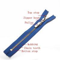 Customized Zip Material Style dress zipper Manufacturer