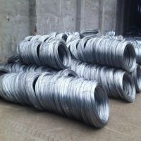 hot dipped galvanized scrap steel wire 1mm 3mm