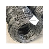 non-alloy hot dipped steel wire for armor cable making