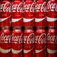 Coca Cola soft Drinks, 330 ml cans, 500 ml, 2 litre bottles