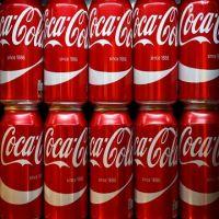 Coca Cola soft Drinks, 330 ml cans, 500 ml, 2 litre bottles