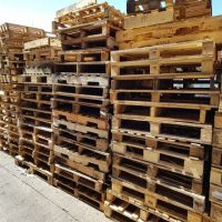 Premium Quality Used and New Euro/Epal Wood Pallet From the netherlands