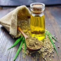 Spicy Smell Hemp Oil for sale