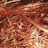 99.99% Purity Copper Wire Scrap/Copper Mill-berry 99.9% In Stock