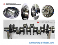 DEUTZ engine crankshaft