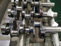 Doosan crankshaft for engine model # DL06/DB58/DE08