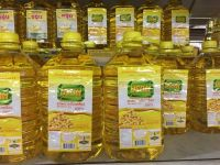 Pure Refined Soybean Oil for Human Consumption