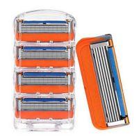 Shaving Razor Blades Cartridges For Gillette Fusion in Japan