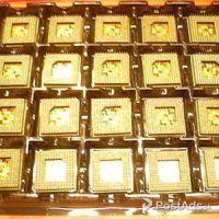 Whole Sale Pentium Pro Gold Ceramic CPU Scrap / High Grade CPU Scrap / Computers