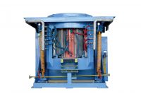 Steel Shell Melting furnace for steel scrap