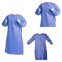 Corona surgical gowns